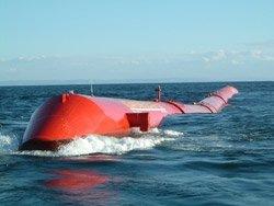Неиссякаемая энергия морских волн